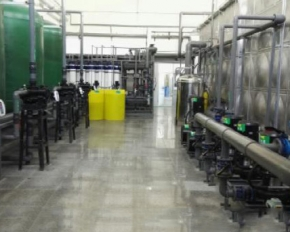 济南水质深度净化处理