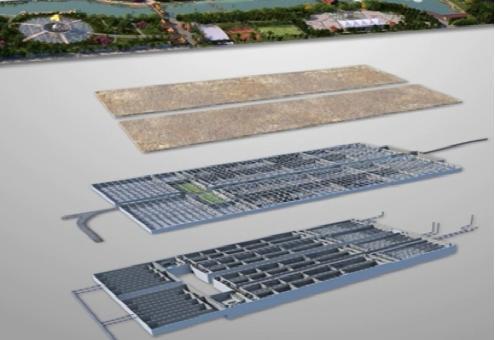 地埋式一体化市政污水处理